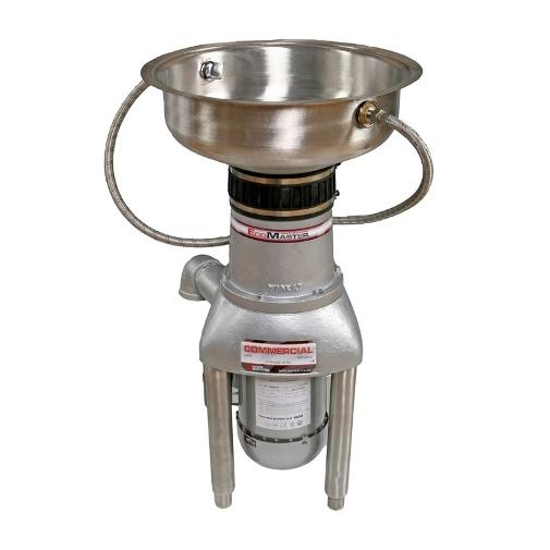 Ecomaster Commercial + DÁREK, Profi drtič kuchyňského odpadu do gastroprovozů