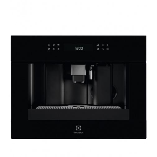 Electrolux 900 PRO KBC65Z Vestavný kávovar s mlýnkem a automatickou přípravou espressa
