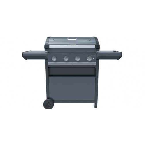 Campingaz 4 Series Select S Grey + AKCE DÁRKY, Zahradní plynový gril s bočním vařičem /2000037482/