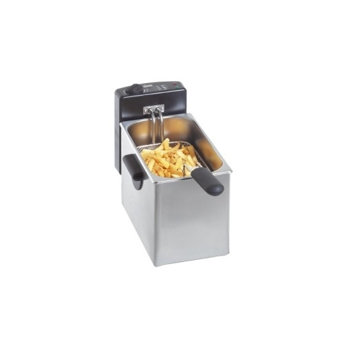 Fritéza elektrická MINI II - 1 x 4,0 litru - AKCE