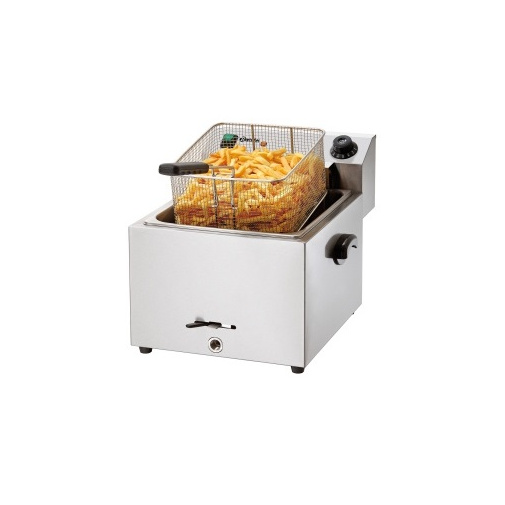 Profi fritéza elektrická Imbiss PRO - 1 x 9,7 litru - AKCE