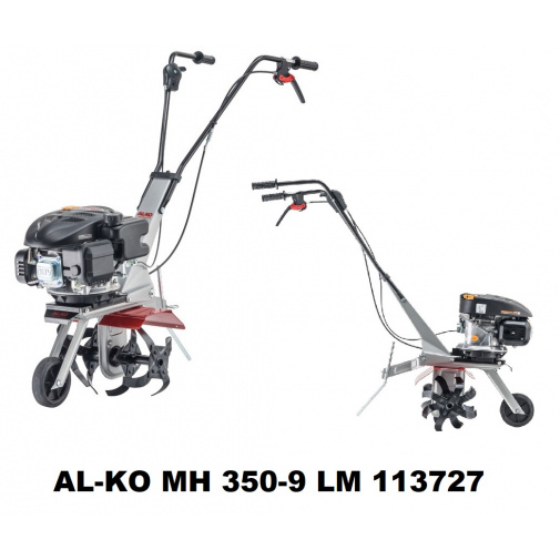 AL-KO MH 350-9 LM 113727 Benzínový zahradní kultivátor, 139ccm