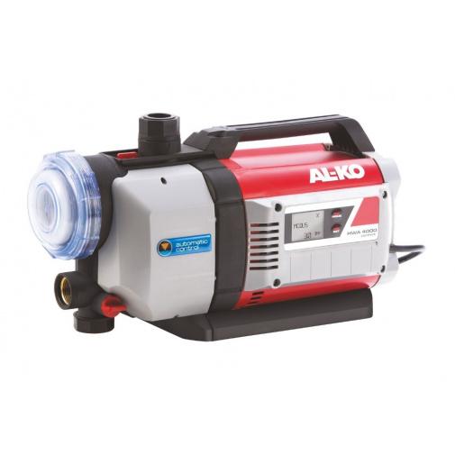 AL-KO HWA 4500 Comfort + Komfort servis, Domácí vodní automat /113140/, výtlak 50m, ochrana běhu na sucho