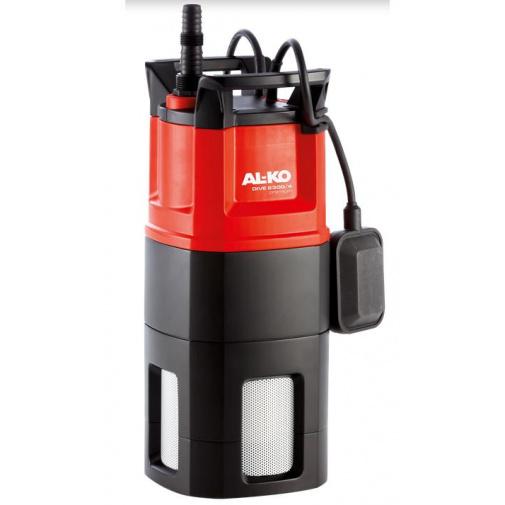 AL-KO DIVE 6300/4 - 113037 + Komfort servis, Ponorné tlakové čerpadlo s výtlakem 40 metrů