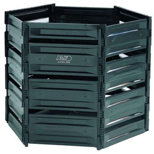 AL-KO Jumbo 800 - 110863 Zahradní kompostér plastový 800 litrů