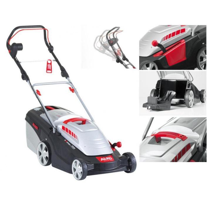 AL-KO Comfort 40 E + ZPROVOZNĚNÍ, Elektrická sekačka na trávu /112858/ 1400W