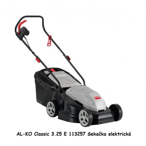AL-KO Classic 3.25 E 113257 Sekačka elektrická se záběrem 32cm, 1000W