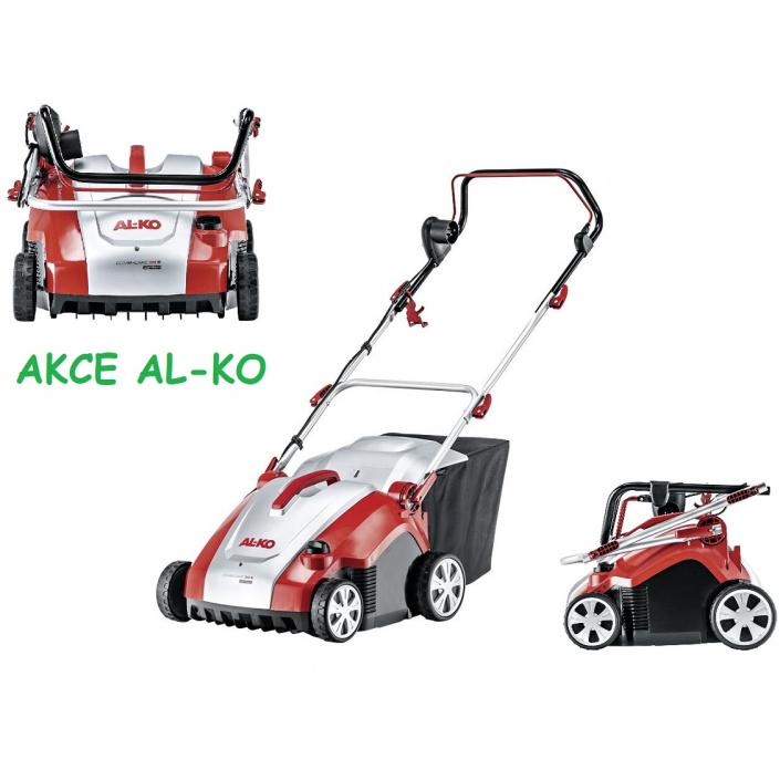 AL-KO Combi Care 36 E Comfort 113465 Elektrický vertikutátor + KOŠ