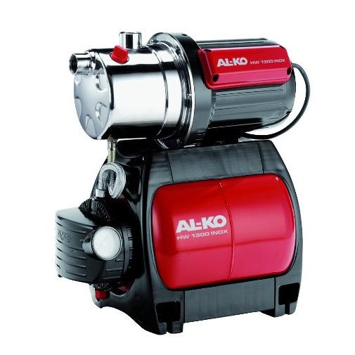 AL-KO HW 1300 Inox + Komfort servis, Domácí vodárna /113249/ s výtlačnou výškou 50 m