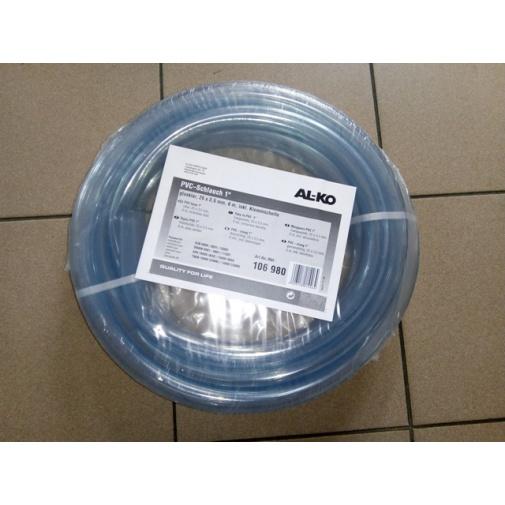 """AL-KO 106980 PVC-hadice pro ponorná čerpadla, průměr 1"""", v délce 6m"""