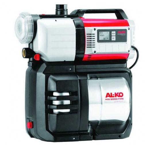 AL-KO HW 6000 FMS Premium + AKCE Servis+, Domácí vodárna s výtlakem 50 metrů /112852/