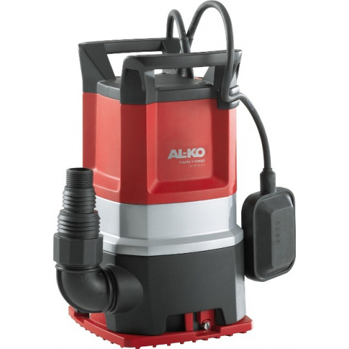 AL-KO TWIN 11000 Premium + AKCE Servis+, Kombinované ponorné čerpadlo s výtlakem 10m /112830/