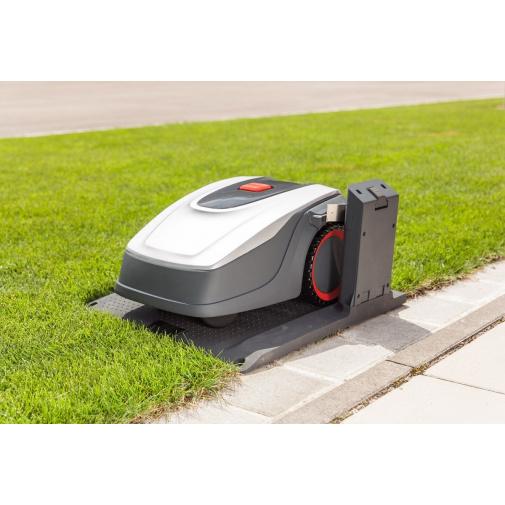 AL-KO Robolinho 500 E 119833 + Komfortní servis, Robotická aku sekačka na trávu pro plochy do 500m2