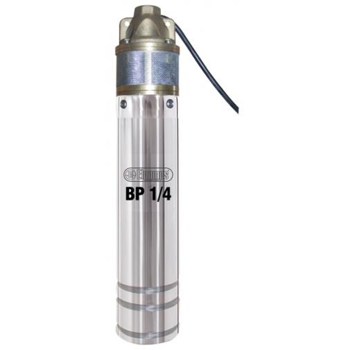 Elpumps BP 1/4 Proline + AKCE, Hlubinné ponorné čerpadlo do studní a vrtů, výtlak 55 metrů