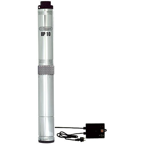 Elpumps BP 10 Proline + AKCE, Ponorné tlakové hlubinné čerpadlo do studní a vrtů, výtlak 60 metrů