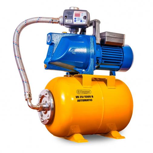 Elpumps VB 25/1500 B Automatic Domácí vodárna automatická, nádoba 25l, tlak 4,8bar