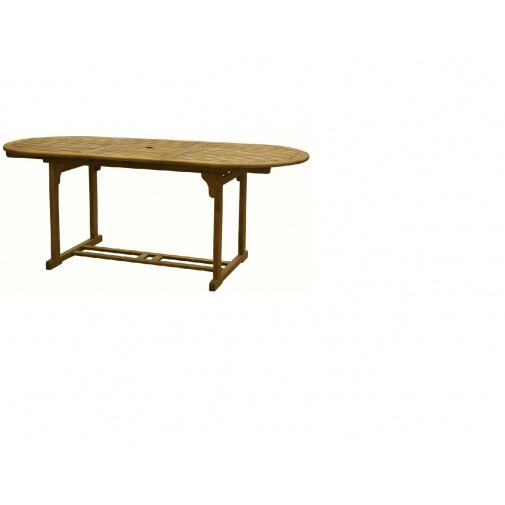 Fieldmann FDZN 4004-T Zahradní dřevěný stůl Akácie - AKCE
