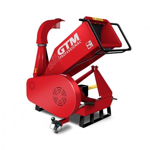 GTM GTS 1300 PTO Profi drtič dřeva s pohonem na hřídel traktoru