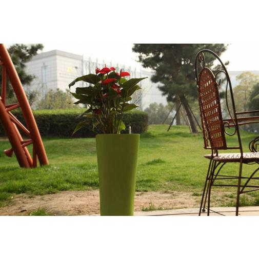 G21 6392522 Trio zelený Samozavlažovací květináč 29.5cm