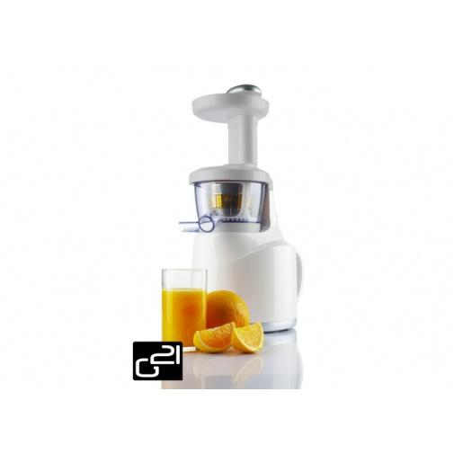 G21 Perfect Juicer white PJ500W Multifunkční odšťavňovač bílý - AKCE