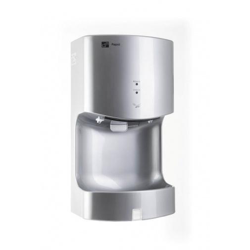 G21 Rapid Silver 635356 Bezdotykový osoušeč rukou stříbrný