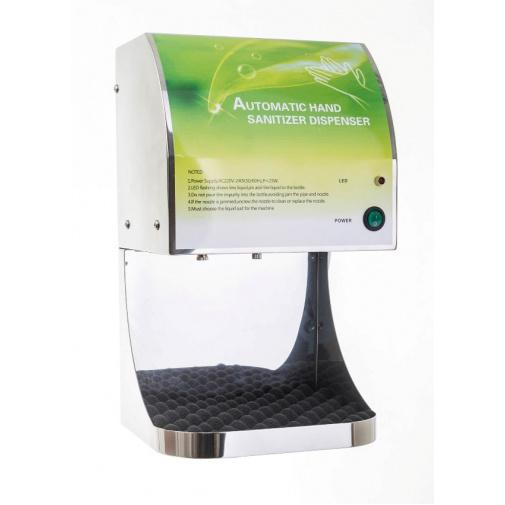 G21 Rubby + AKCE, Automatický dávkovač dezinfekce, Stainless Steel, 2000 ml