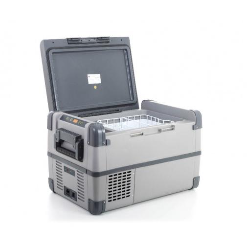 G21 C40 + AKCE%, Autochladnička kompresorová o objemu 40l, DC 12/24V + AC 100-240V