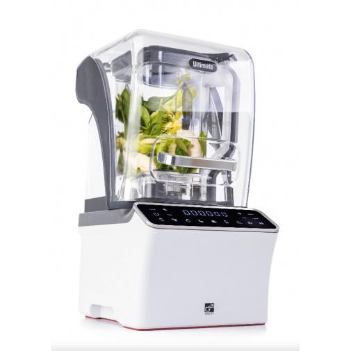 G21 Blender Ultimate White + AKCE, Stolní mixér s krytem 1500W
