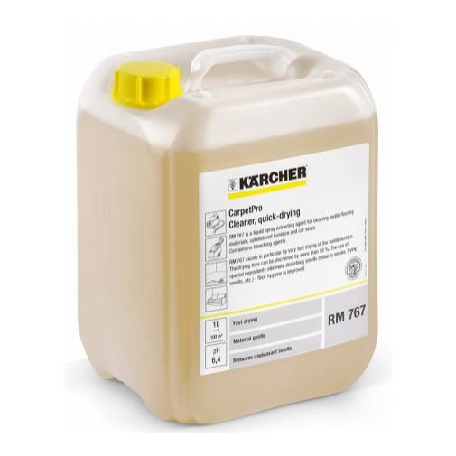 Kärcher RM 767 CarpetPro 6.295-198.0 Tekutý čistič na podlahy, textilní potahy a čalounění (balení 10L)