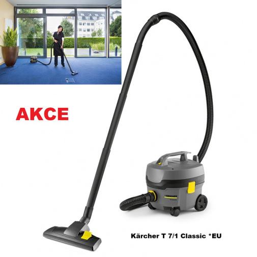 Kärcher T 7/1 Classic 1.527-181.0 Profi vysavač pro hotely a úklidové firmy