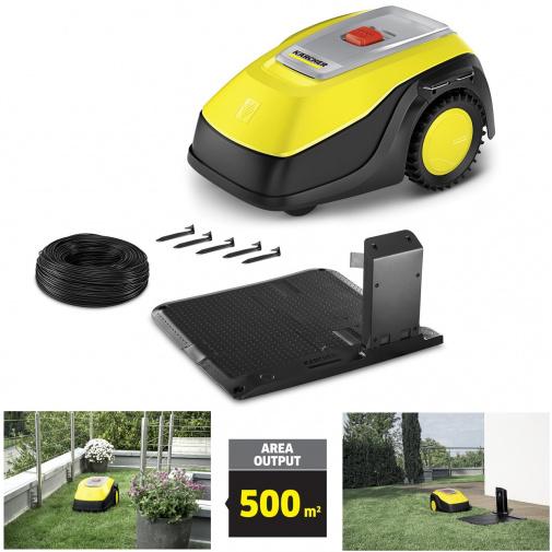Kärcher RLM 4 1.445-000.0 Robotická zahradní sekačka pro plochy do 500m2