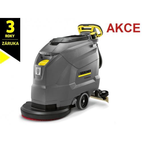 Kärcher BD 50/60 C Ep Classic 1.127-002.0 + AKCE a Záruka 3 roky, Podlahový mycí stroj s odsáváním, lišta 900mm