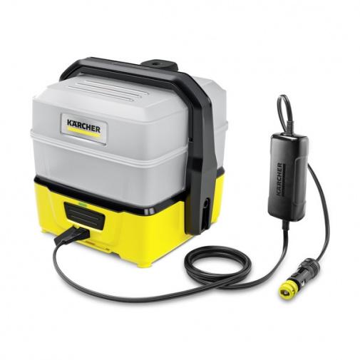 Kärcher OC 3 Plus Car 1.680-034.0 + AKCE%, Mobilní aku tlaková myčka se 7 litrovou nádrží na vodu