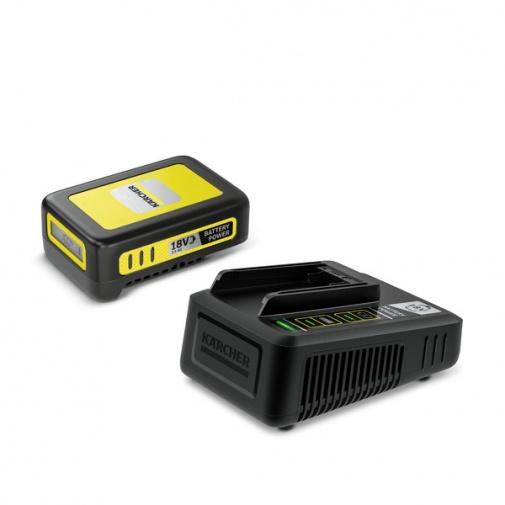 Kärcher Starter kit Battery Power 18/25 2.445-062.0 Baterie 18V/2,5Ah a rychlonabíječka
