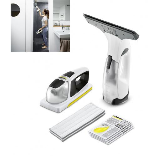Kärcher WV 2 + KV 4 Premium White 1.633-219.0 AKU čistič oken a okenní vysavač