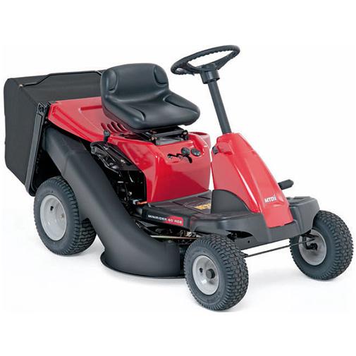 MTD Smart Minirider 60 RDE Transmatic + ZPROVOZNĚNÍ, Zahradní travní rider s košem a elektrostartem