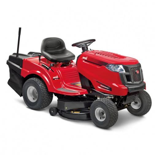 MTD SMART RN 145 Transmatic + ZPROVOZNĚNÍ, Zahradní travní traktor s košem, B&S PB 500