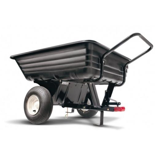 Agri Fab AF 236 Tažený / tlačný vozík s ložnou plochou z plastu (polyetylenu)