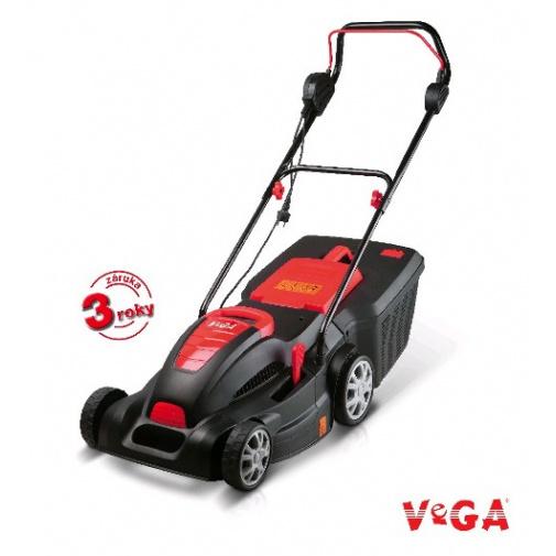 VeGA GT 3805 Elektrická sekačka bez pojezdu se záběrem 38cm