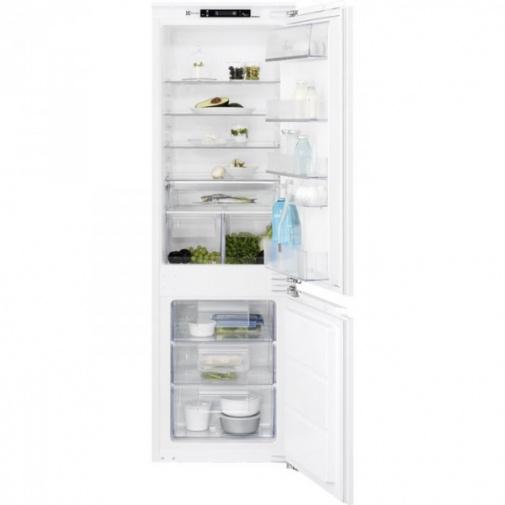 Electrolux ENG2804AOW Vestavná kombinovaná lednice A++,177cm