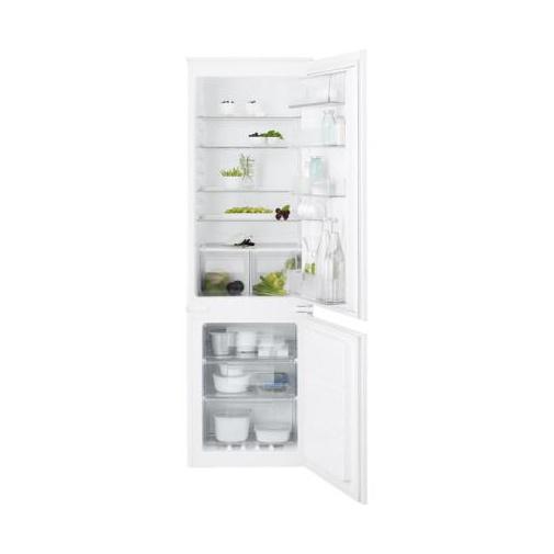 Electrolux ENN2841AOW Vestavná lednice s mrazákem dole A+,177cm, NoFrost