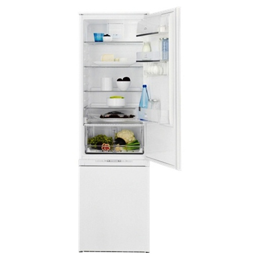 Electrolux ENN3153AOW NoFrost Vestavná kombinovaná lednice 185cm