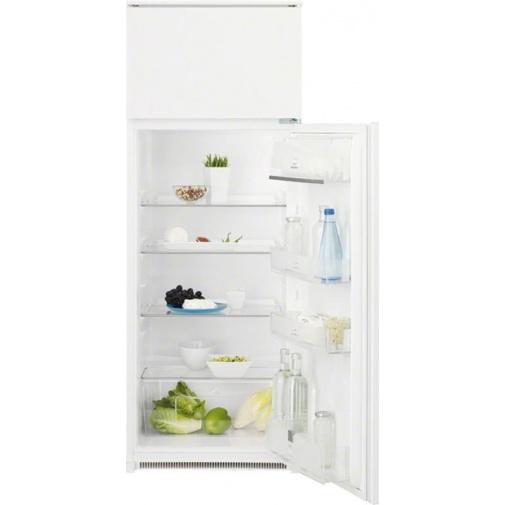 Electrolux EJN2301AOW Vestavná lednice s mrazákem nahoře A+, 144cm