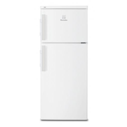 Electrolux EJ2301AOW2 Lednice s mrazákem nahoře bílá A+,140cm