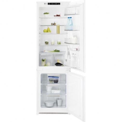 Electrolux ENN2803COW Vestavná kombinovaná lednice A+,177cm