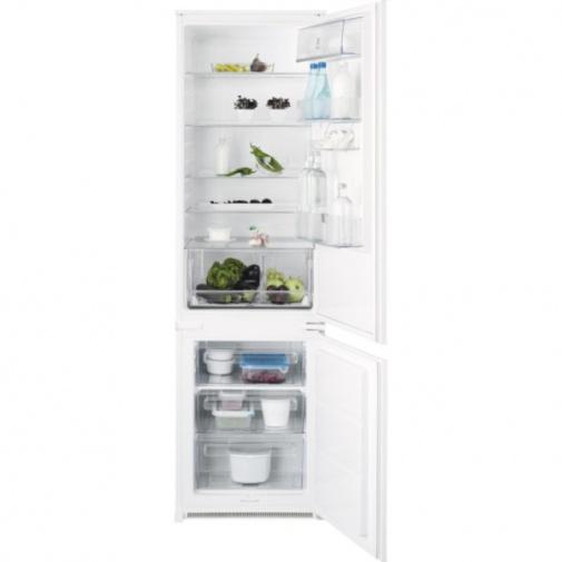 Electrolux ENN3101AOW Vestavná lednice s mrazákem dole A+, 184cm