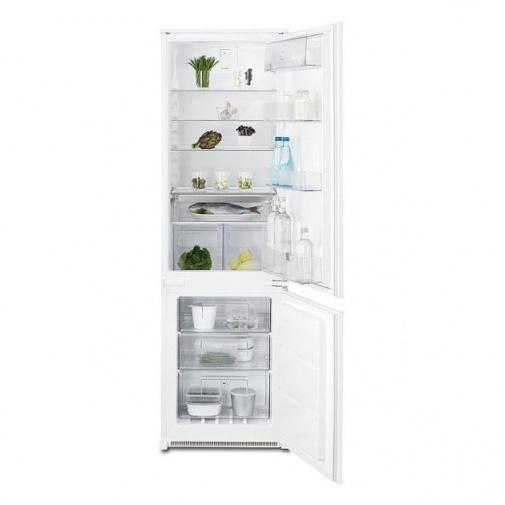 Electrolux ENN2812COW Vestavná kombinovaná lednice A++, 177cm