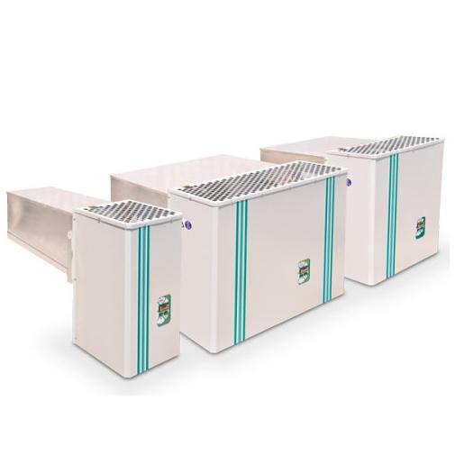 NORDline WMF 145 + DÁREK a Záruka+, Mrazicí nástěnná bloková jednotka pro montovaný box