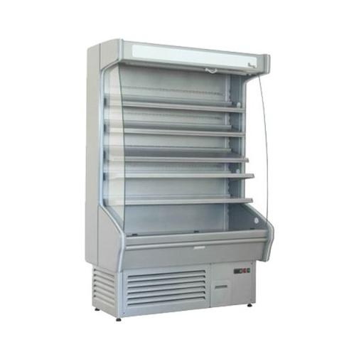 JUKA MINI MARTINI 110/65 Chladicí vitrína přístěnná, ventilované chlazení
