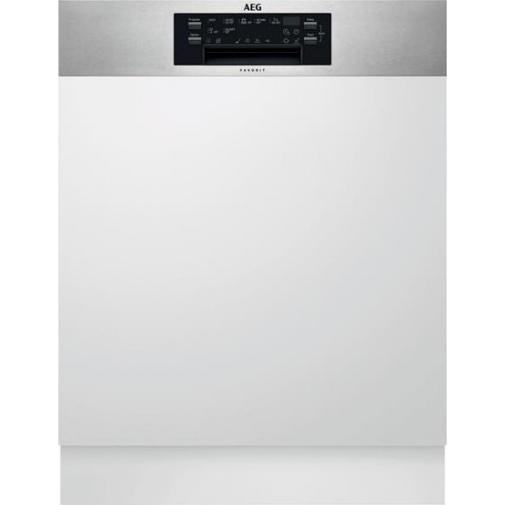 AEG Mastery FEE73600PM Vestavná myčka nádobí s panelem 60cm, 13 sad, A++, AirDry